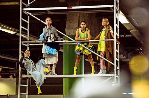 Irritationen um Staatliche Modeschule