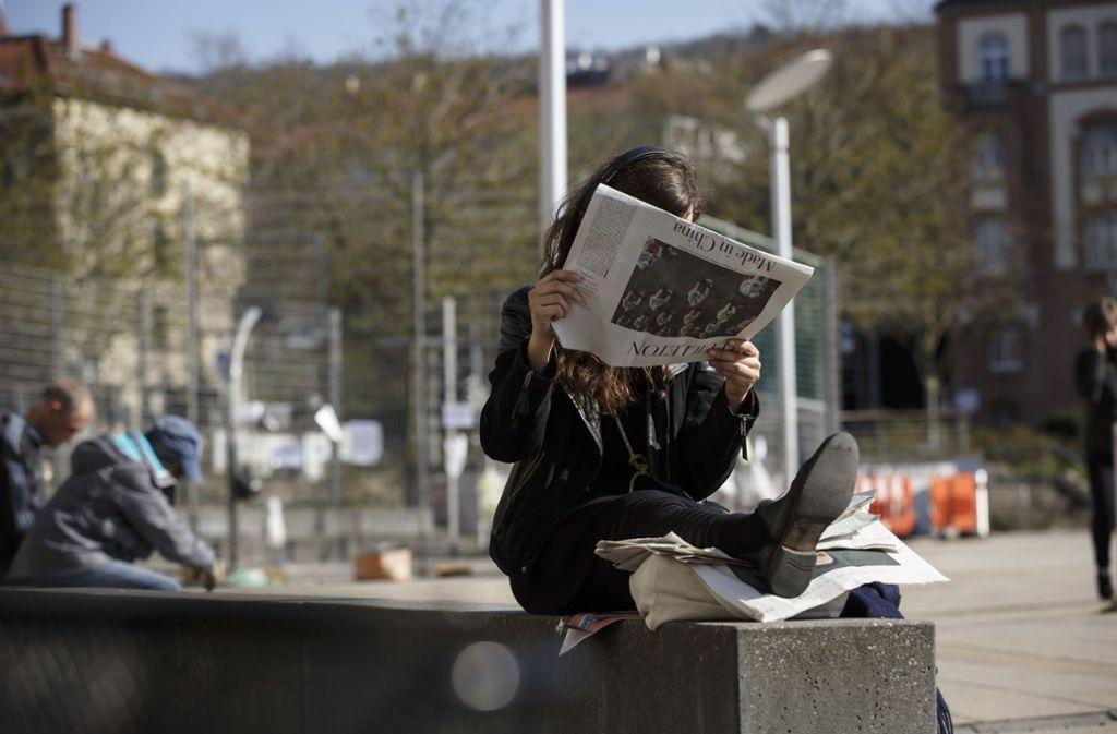 Noch ist der Marienplatz für seine Verhältnisse verschlafen – ab Montag könnte sich das wieder ändern. (Archivbild) Foto: Lichtgut/Julian Rettig