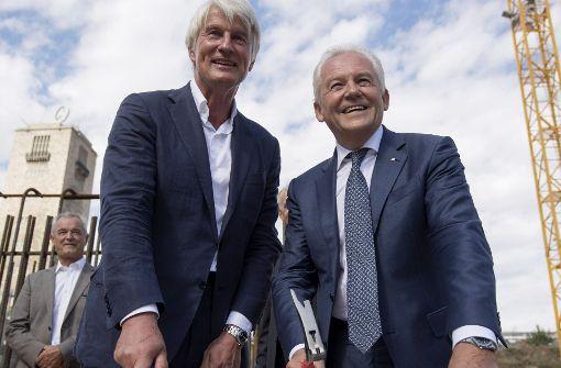 Bahn kritisiert Architekten scharf