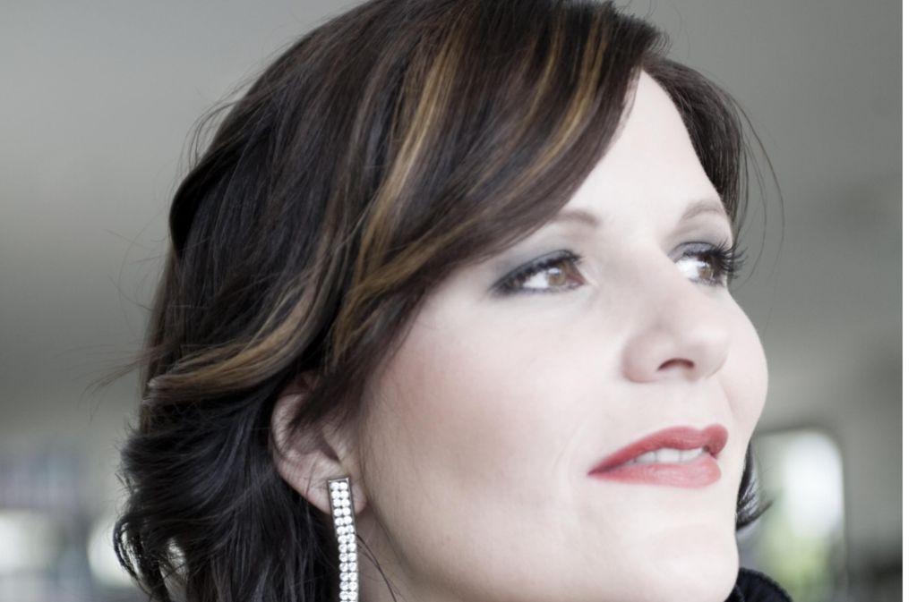 Sarah Lipfert übernimmt den Gesangspart in Rechberghausen. Foto: Sarah Lipfert