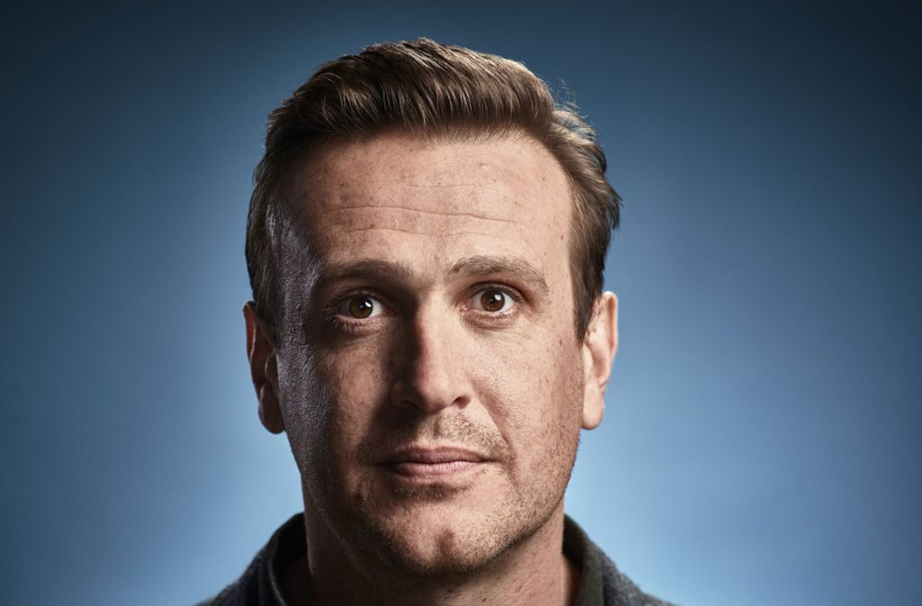 "Der langweiligste Junge der Welt entdeckt eine magische Welt: Jason Segel als Peter in ""Dispatches From Elsewhere"". Foto: AMC/Pamela Littky"
