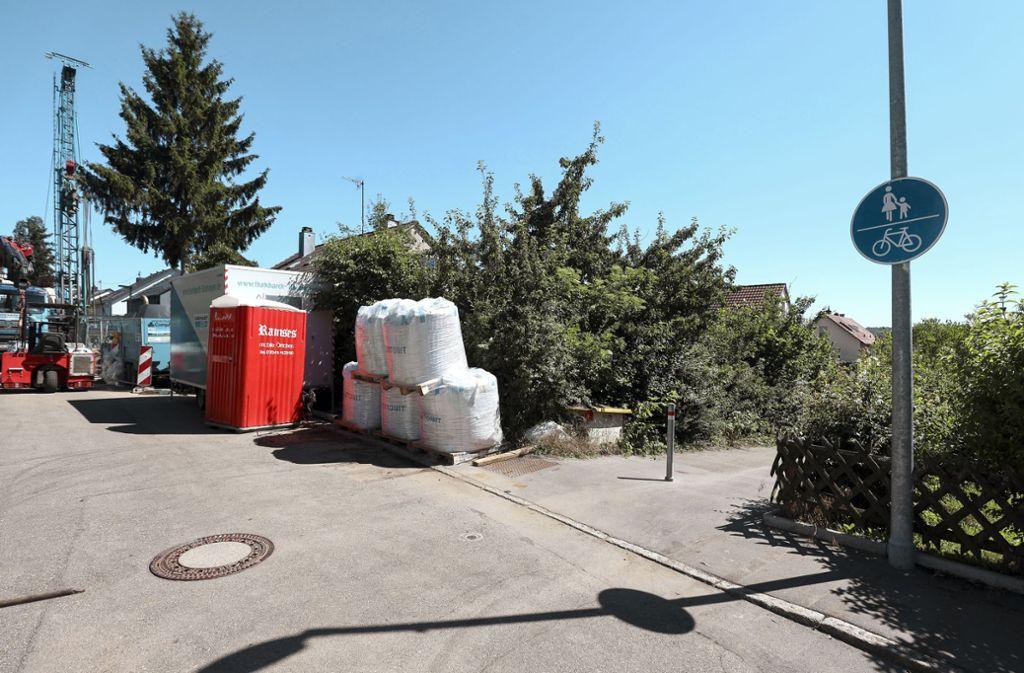 An der Kniebisstraße hat sich die Erde um bis zu 23 Zentimeter gehoben. Dies ist der Höchstwert, der in der neuen Studie vermerkt ist. Foto: factum/