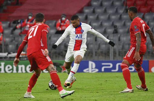 FC Bayern München verliert zu Hause gegen Paris Saint-Germain