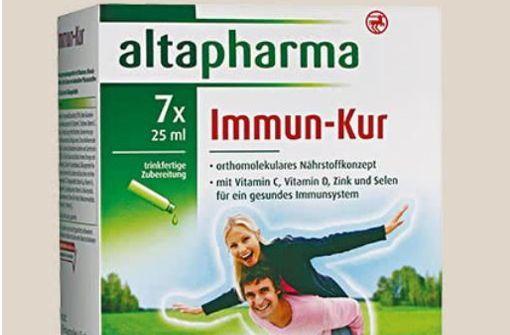 Rossmann ruft Immun-Kur zurück