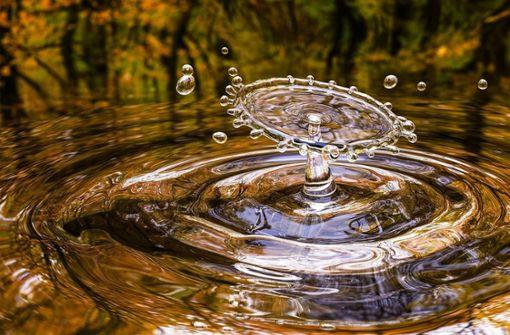 Kein Wasser aus Bächen holen