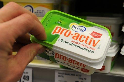 Die Margarine darf weiter verkauft werden – aber ist das Produkt  auch sinnvoll? Foto: dpa