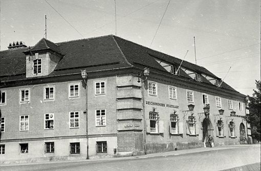 Als Goebbels' Propagandaband in Stuttgart jazzte