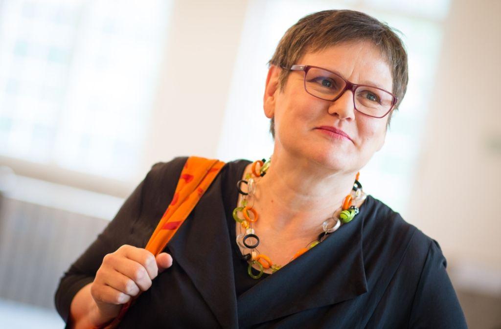 Leni Breymaier soll beim Parteitag in Heilbronn zur neuen Vorsitzenden gewählt werden. Foto: dpa