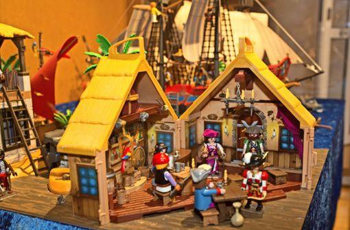 Auf Abenteuerreise durch die Playmobil-Welt