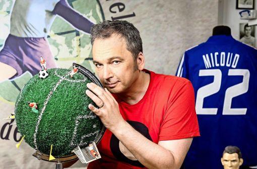 Kretschmann, Klinsmann und ich