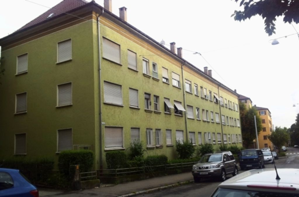 Dieses Haus soll einem Neubau mit mehr Wohnungen weichen. Foto: Jürgen Brand