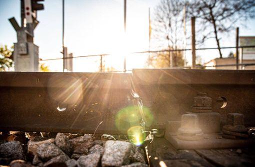 Schiene auf Schönbuchbahn gebrochen – Ersatzfahrplan