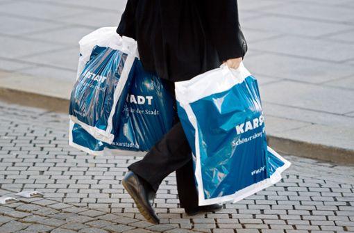 Kaufhäuser schaffen Plastiktüten ab