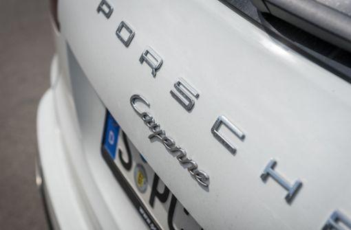 Porsche muss 60.000 Fahrzeuge zurückrufen