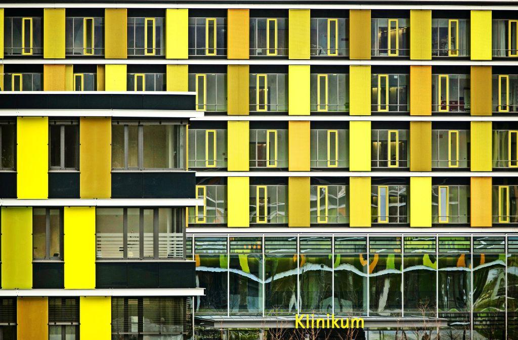 Welche Kapazität künftig am Winnender Klinikum vorgehalten wird, ist noch offen. Foto: Gottfried Stoppel