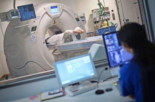 Zukunftsperspektive fürs Klinikum