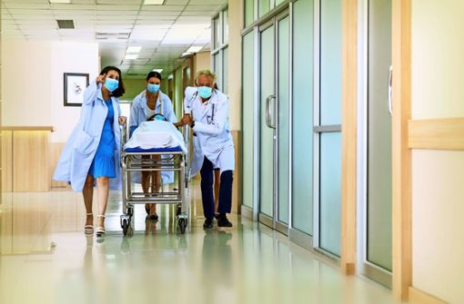 Wie gut ist die Klinik-Versorgung in Corona-Zeiten?