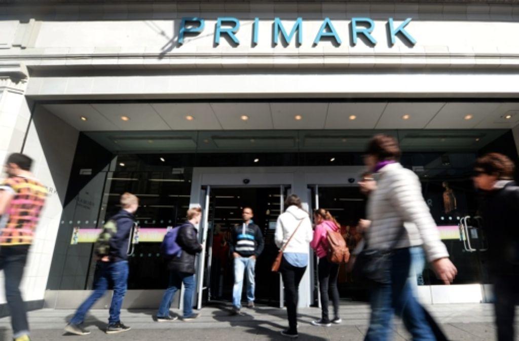 Primark will im Herbst eine Filiale im Stuttgarter Milaneo eröffnen. Foto: dpa