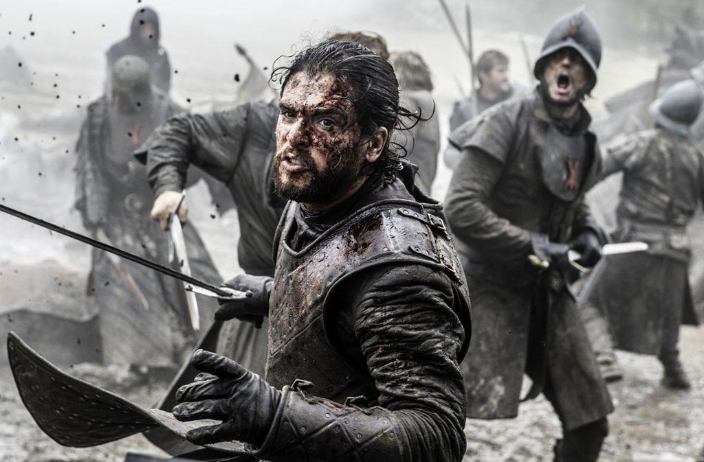 """Die achte Staffel wird die letzte von """"Game of Thrones"""" – und der Trailer kündet Düsteres. Foto: HBO/AP"""