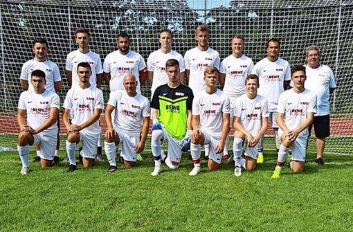 Das neue Bezirksliga-Aufgebot des SV Fellbach II