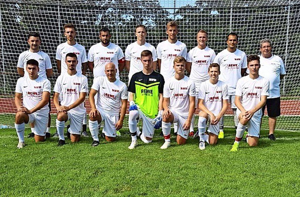 Die zweite Mannschaft des SV Fellbach  startet in die neue Saison. Foto: Privat