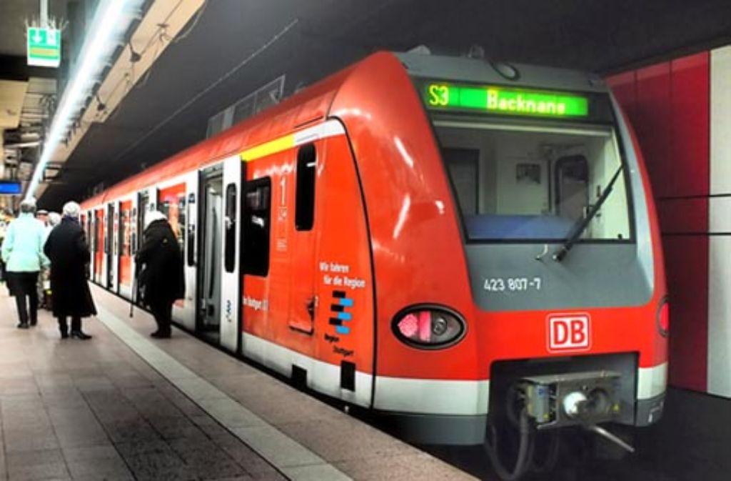 Erneut ist es am Dienstagmorgen im S-Bahnverkehr in Stuttgart zu Ausfällen und Verspätungen gekommen. Grund war eine Signalstörung in Österfeld (Symbolbild). Foto: Leserfotograf burgholzkaefer