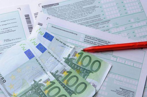 Bund der Steuerzahler fordert Entlastung für Bürger
