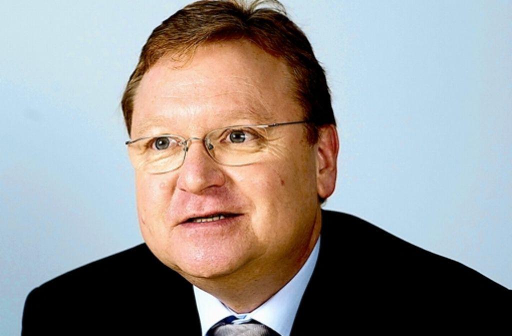 Neuer Projektchef von Stuttgart 21: Wirtschaftsingenieur Manfred Leger. Foto: privat