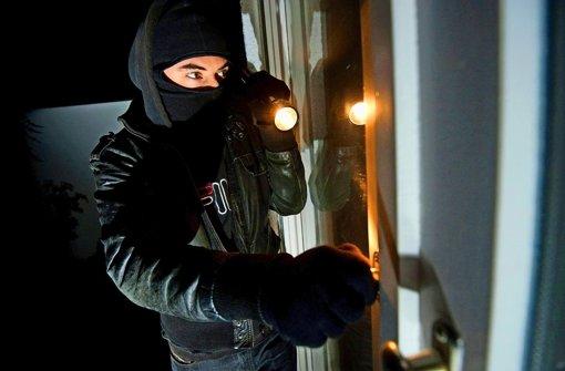 Einbrecher machen der Polizei zu schaffen