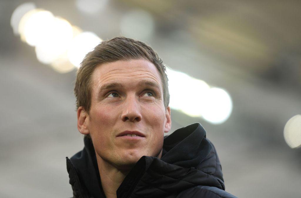 Hannes Wolf hat sich zum VfB Stuttgart geäußert. Foto: dpa