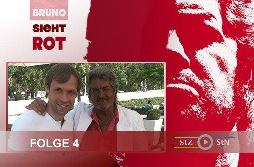 Bruno sieht rot: Talk mit Andy Hinkel