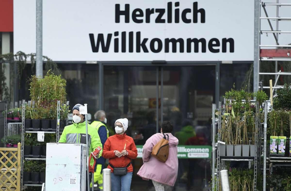 In Österreich wird bald wieder gelockert. Foto: dpa/Robert Jaeger