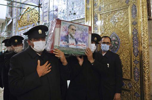 Iran droht mit Vergeltung