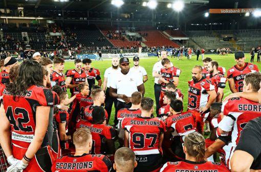 Warum die Stuttgart Scorpions nicht in der Europa-Liga starten