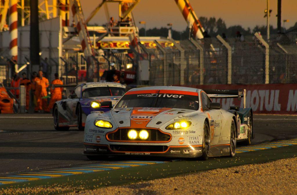 """Die neue Amazon-Serie """"Le Mans: Racing is everything"""" handelt vom 24-Stunden-Rennen in Le Mans. Foto: Amazon"""