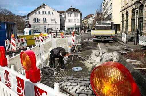 Eine Tafelrunde für die Ritterstraße