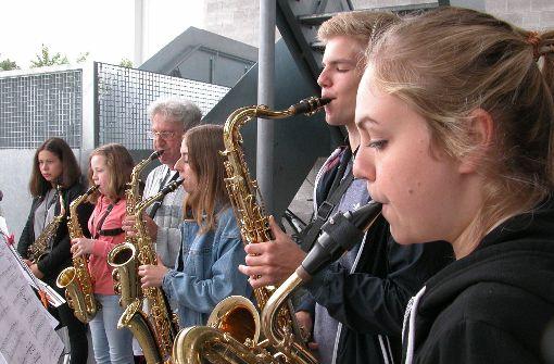 Kunstschule lockt mit Kunst und Musik