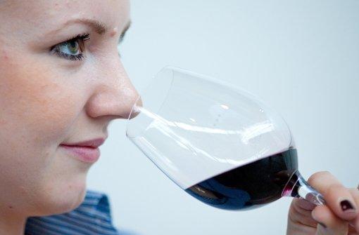 Ein saftiger Rotwein