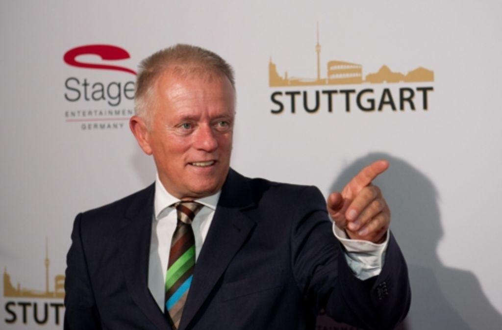 Der Stuttgarter Oberbürgermeister Fritz Kuhn feiert am Montag seinen 60. Geburtstag. Am Freitag würdigt ihn die Stadt mit einem Festakt im Rathaus. 400 Gäste sind geladen. Foto: dpa