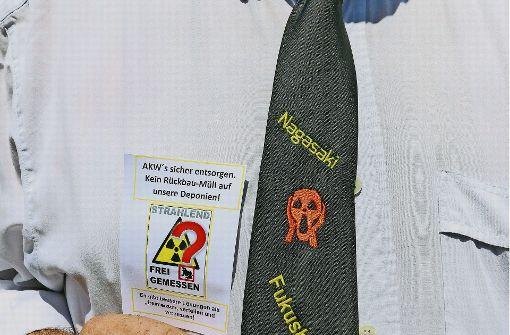 Atomschutt: Kritik an Kreistags-Votum