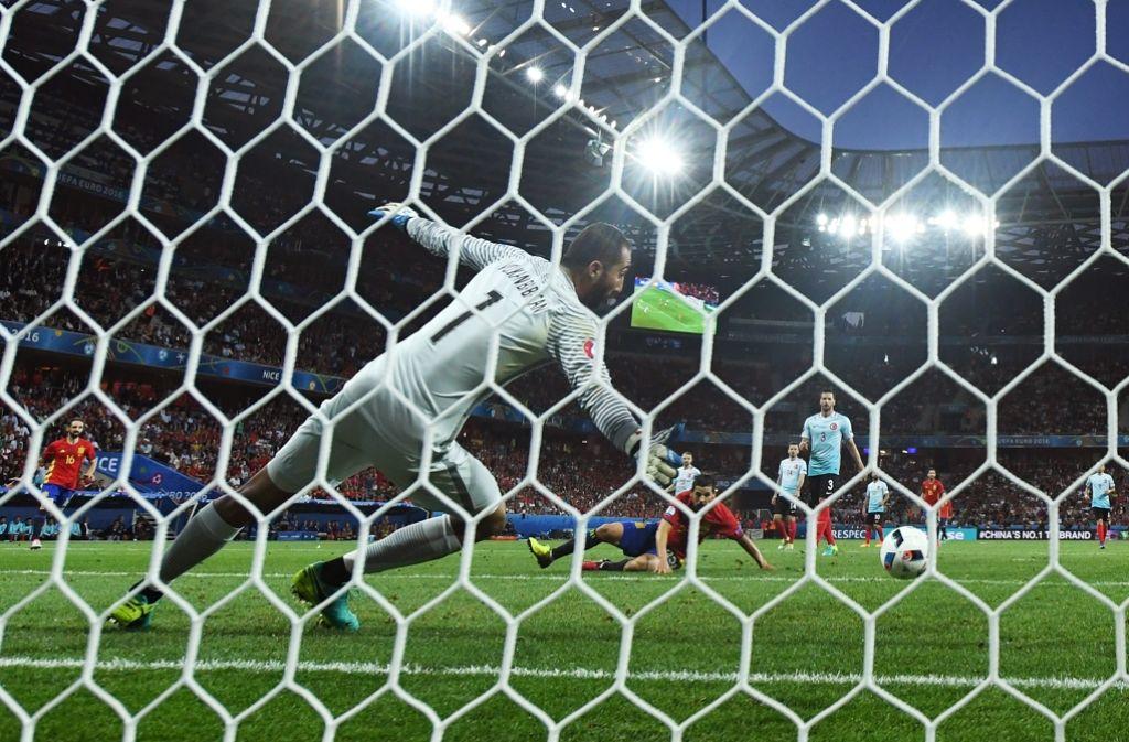 fußball türkei gegen spanien