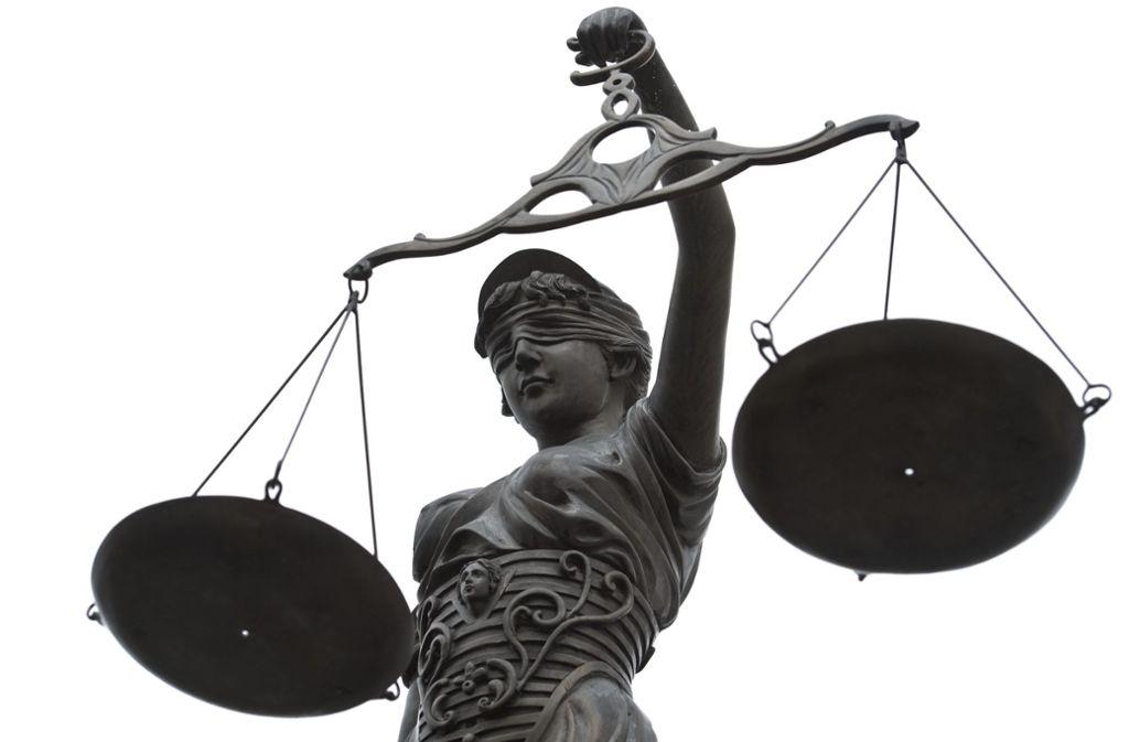 Die Frau legte Einspruch gegen den Strafbefehl ein, der Fall ging vor Gericht. Foto: dpa
