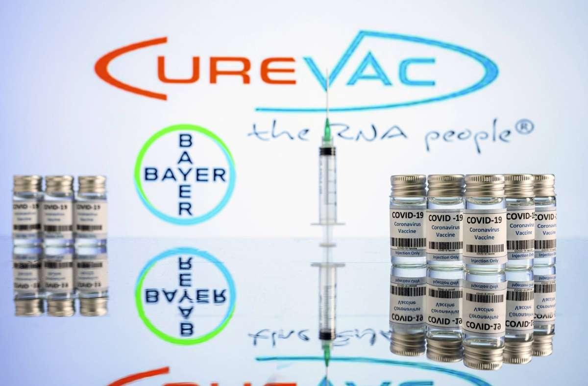 Bayer und Curevac führen ihre Kooperation fort. Foto: imago images/Future Image/Dwi Anoraganingrum