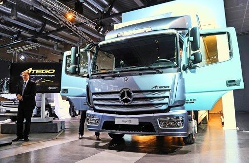 Daimler kämpft mit den Marktschwankungen