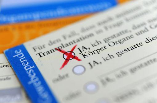 Organspende:  AfD-Stimmen könnten entscheiden