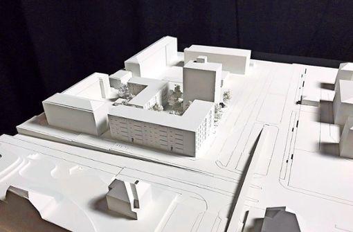 Zwei Gebäude für 230 Studenten