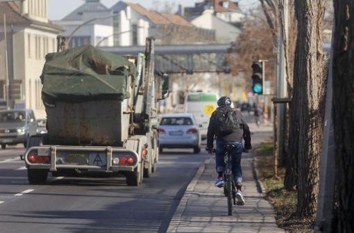 Keine Gnade vor dem Tribunal der Radfahrer