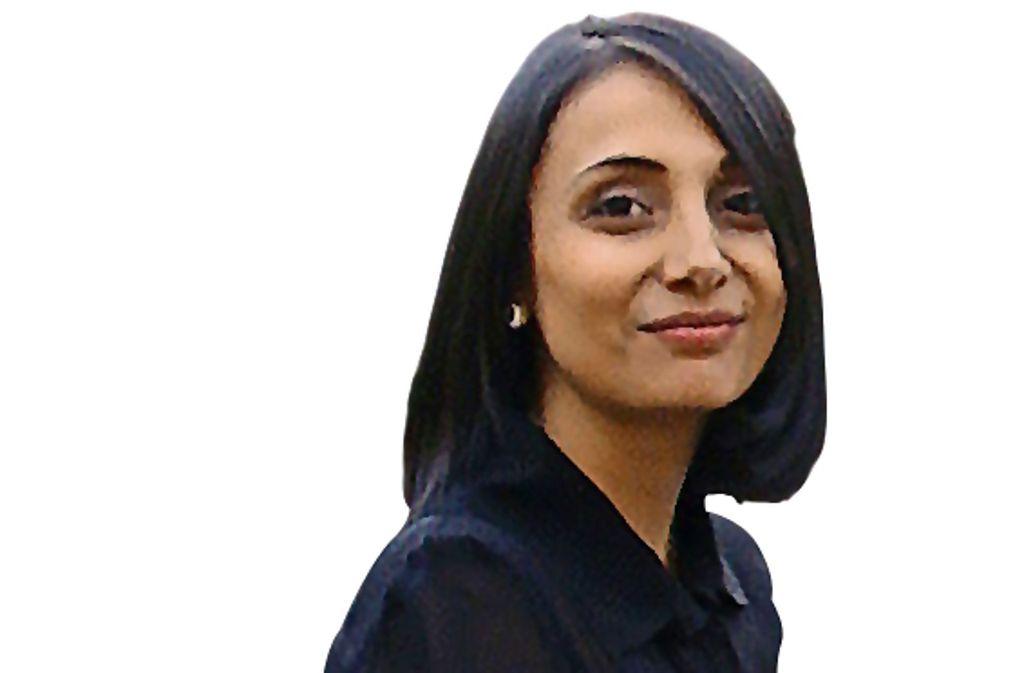 Fabiana Zollo ist Forscherin  an der Ca' Foscari Universität Venedig. Foto: privat