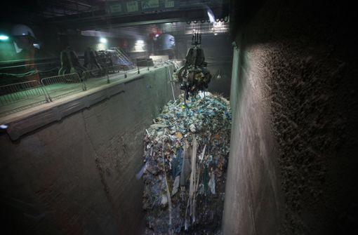 Müllheizkraftwerk  nimmt die nächste Hürde