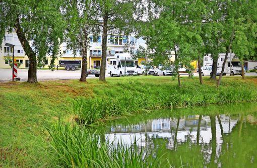 Standort Seegärten Favorit für Bürgerhaus